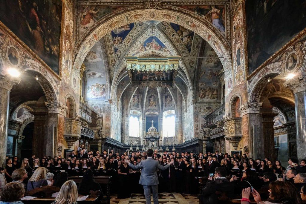 Mater Dei iN Perugia - iNCANTATO CONCERT TOURS