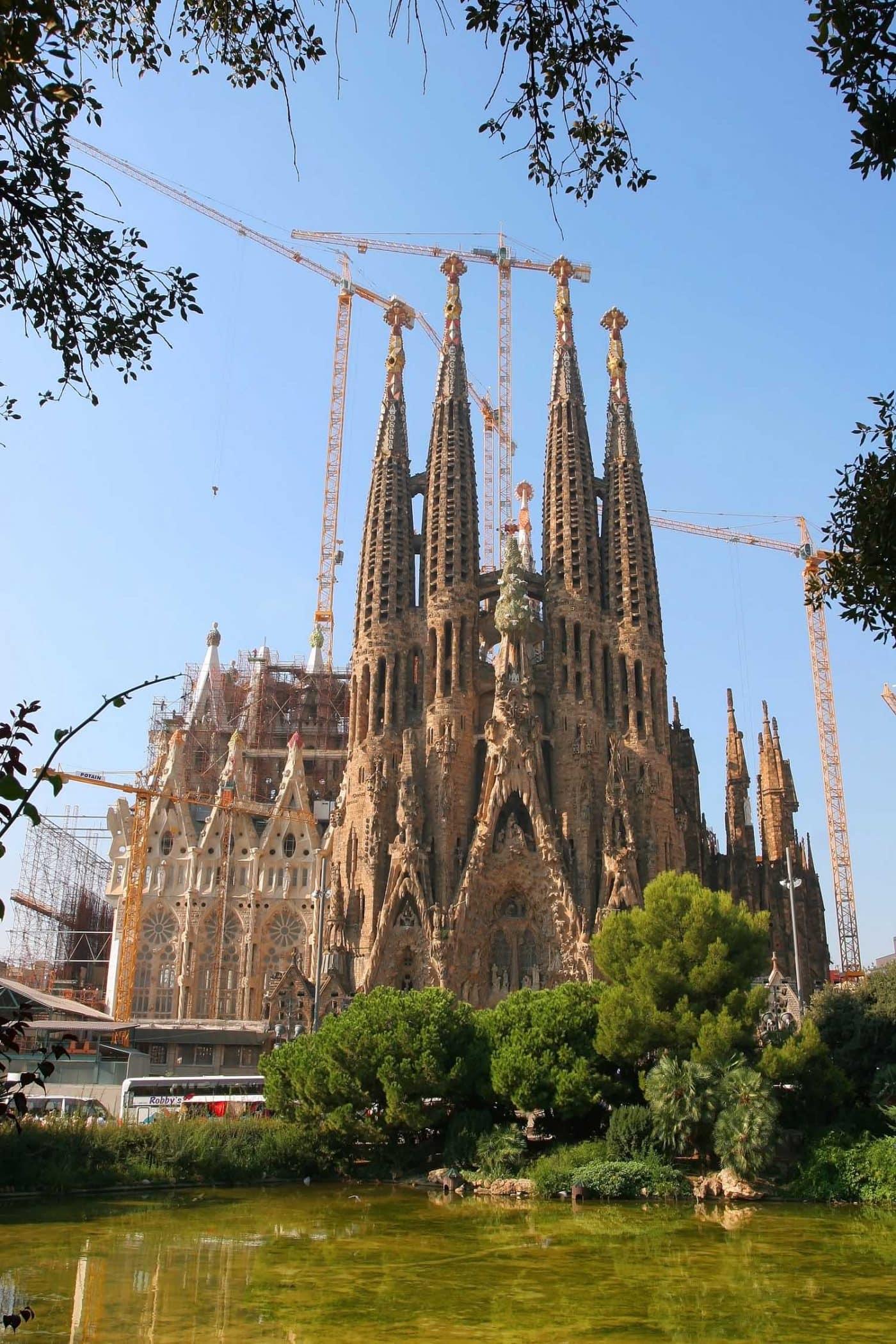 SiNG in Spain: Sagrada Familia's Future Look
