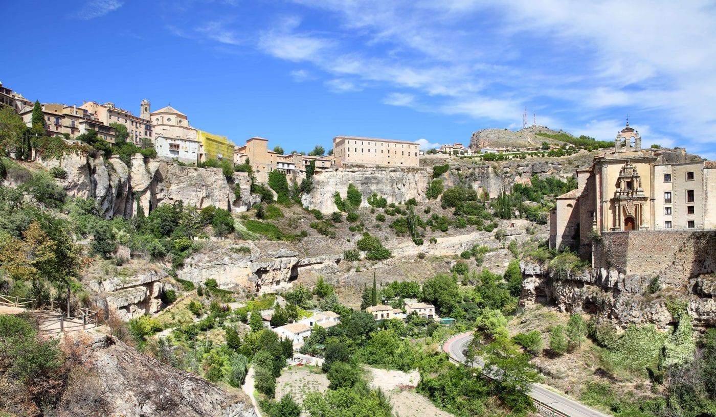 Sleep in SPAIN: Parador de Cuenca