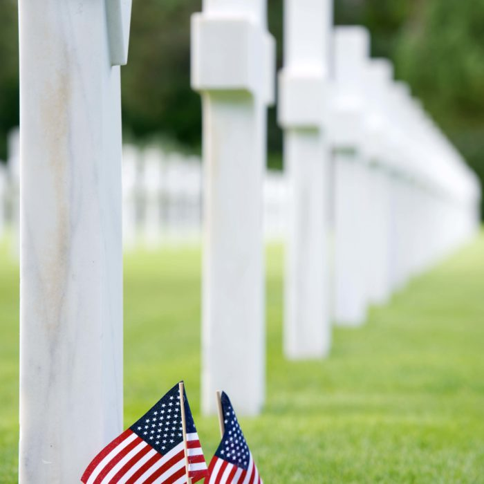 In France: Normandy American Cemetery Visit