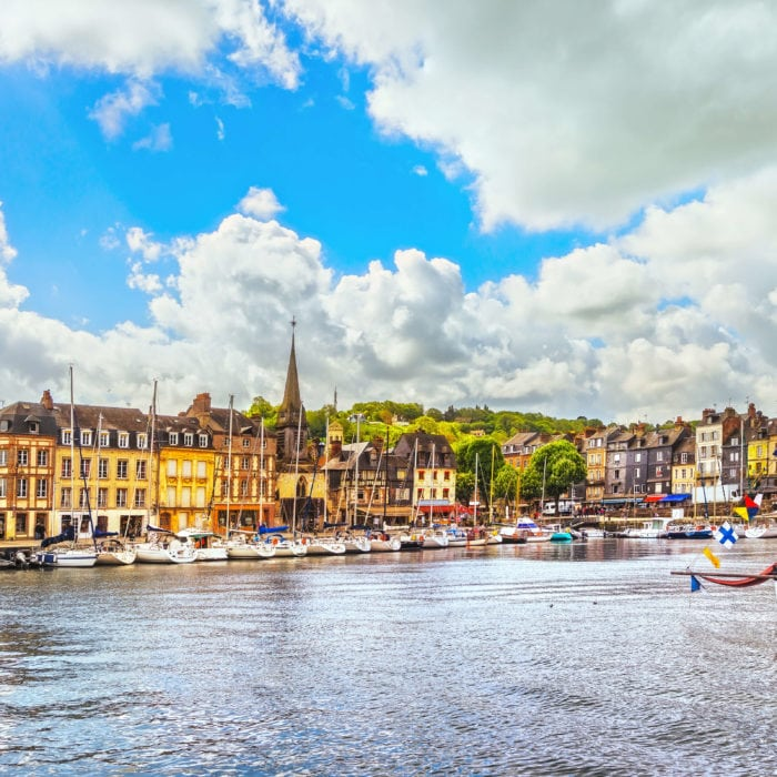 In France: Experience charming Honfleur