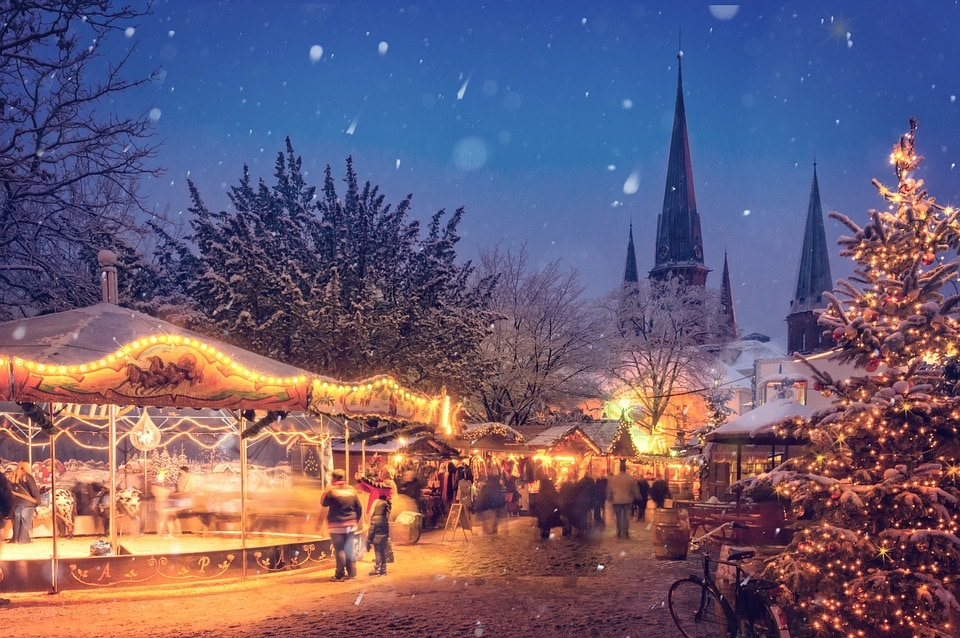 'Tis the Season to be Merry: Christmas Markets in Germany's Historic Cities