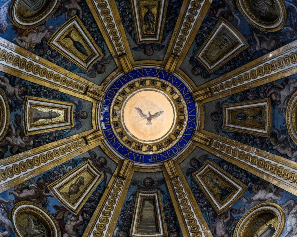 St. Peter's Basilica - Steve Wylie - iNSIDE EUROPE