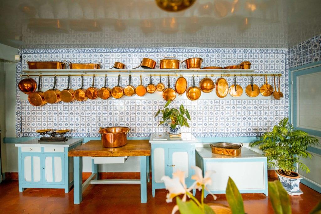 Monet's Kitchen iN Giverny, France - © Rosshelen | Dreamstime.com