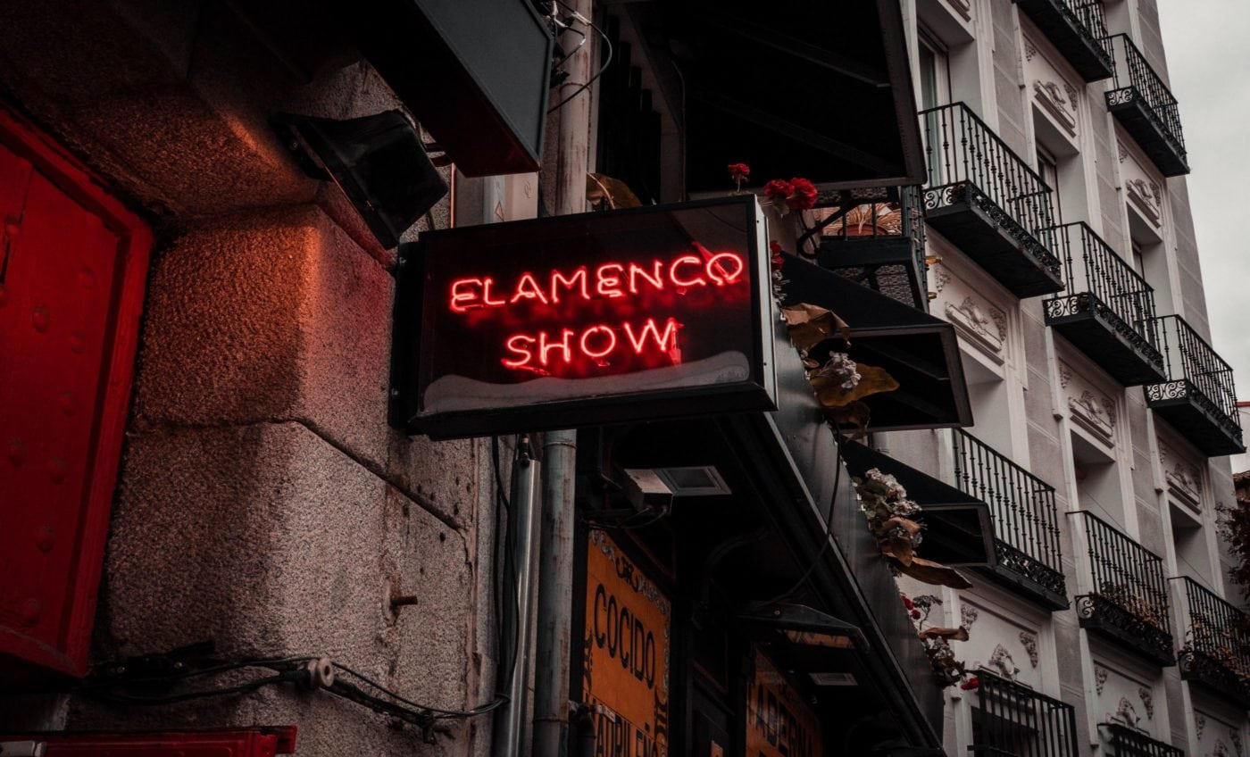 iN Madrid: Enjoy a Flamenco Show at a Tablao