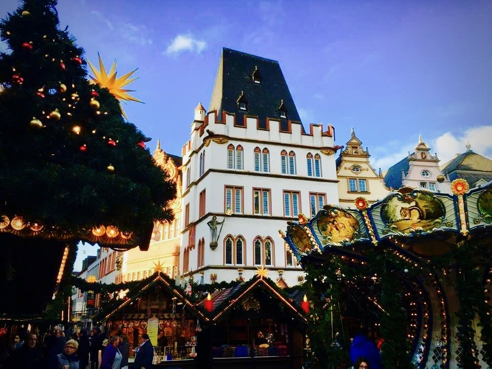 Christmas Market in Trier, Germany