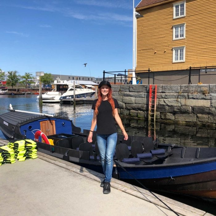 Experience a Viking Boat Tour: Trondheim By Boat