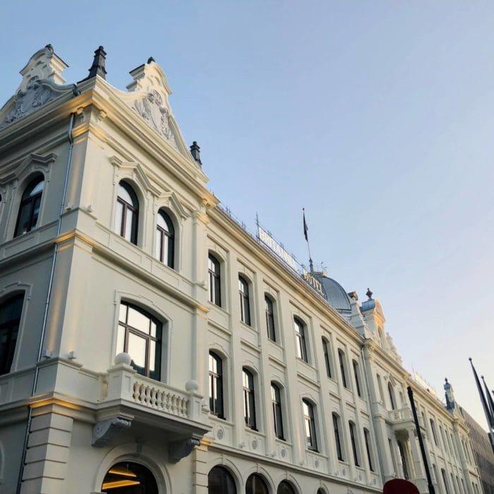 Sleep iN Norway: Five Star Experience at Britannia Hotel