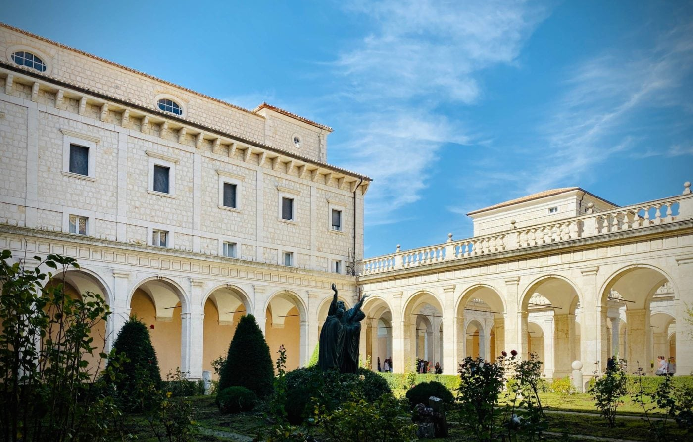 """Montecassino Abbey: """"A Special Place Indeed"""""""