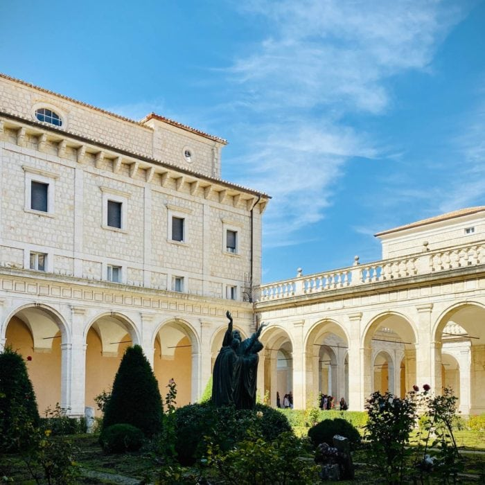 "Montecassino Abbey: ""A Special Place Indeed"""