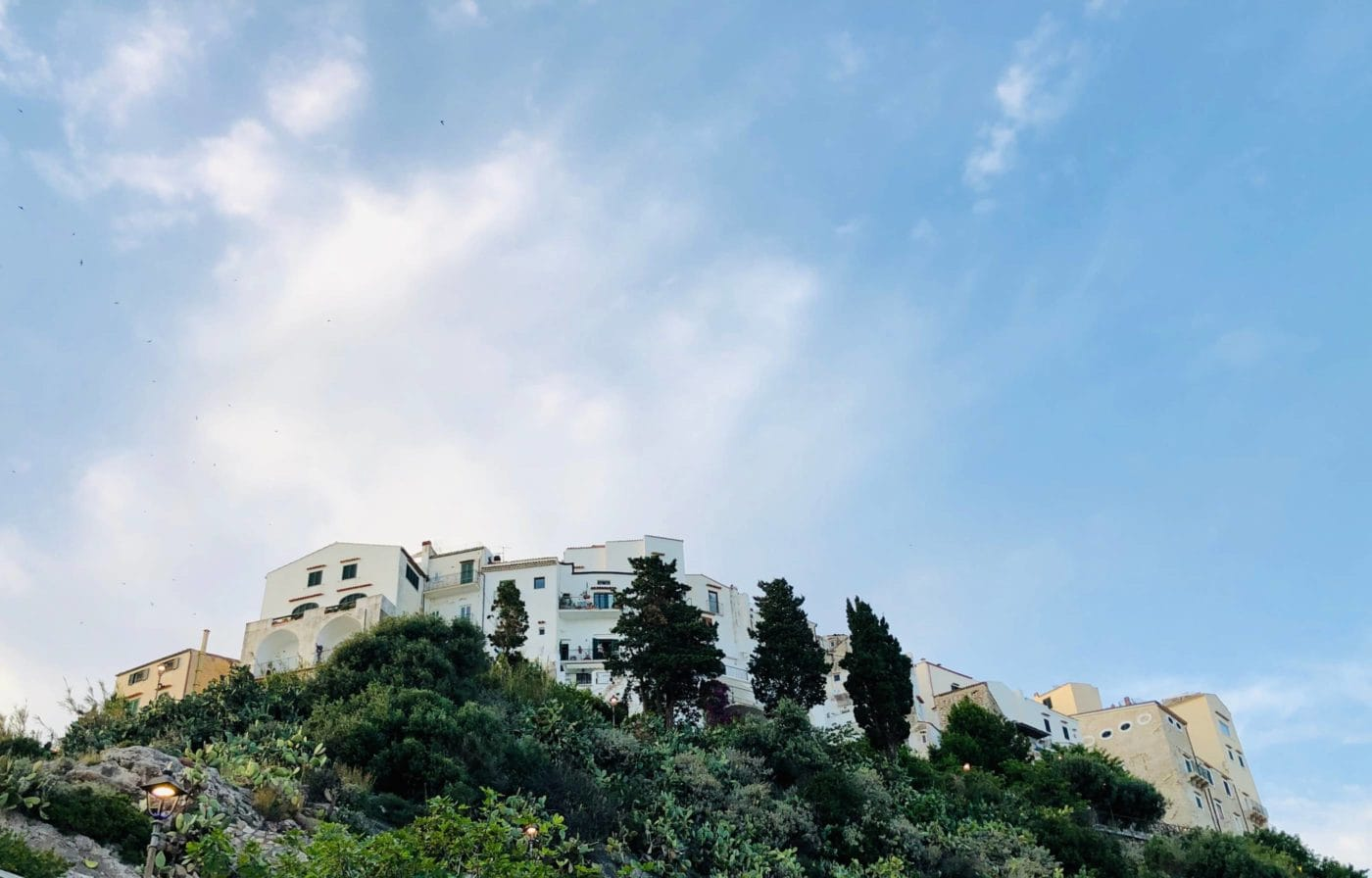 "in Sperlonga: Exploring Italy's ""best kept secret"""