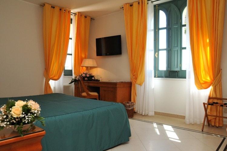 Guest Room at Villa Irlanda in Gaeta
