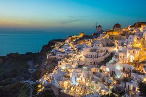 Santorini by Night InsideEurope