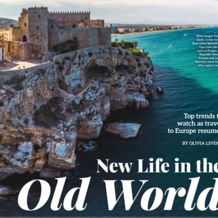 European Travel 2021: Inside Europe in the News